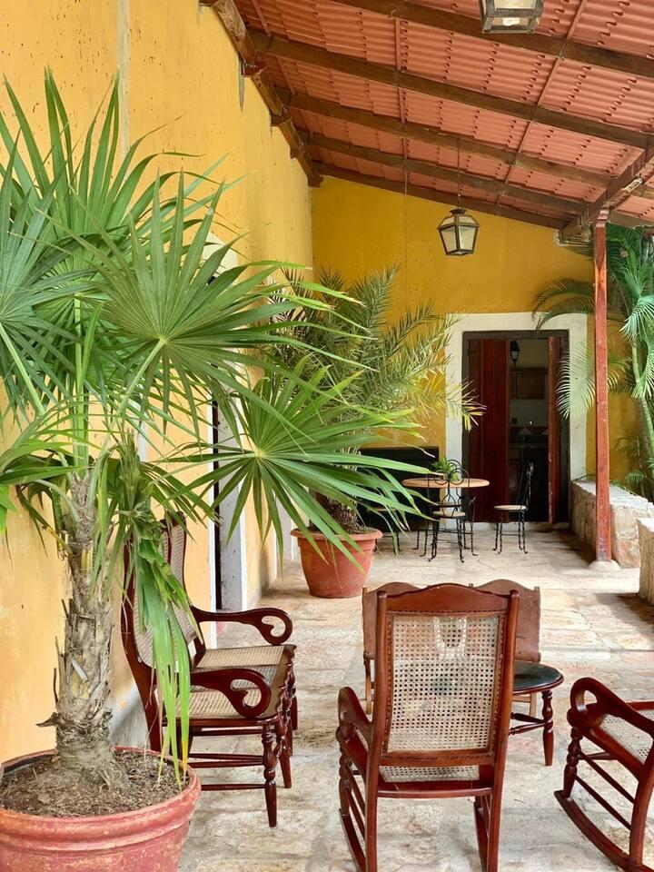 Hacienda Ake Casa del Capataz