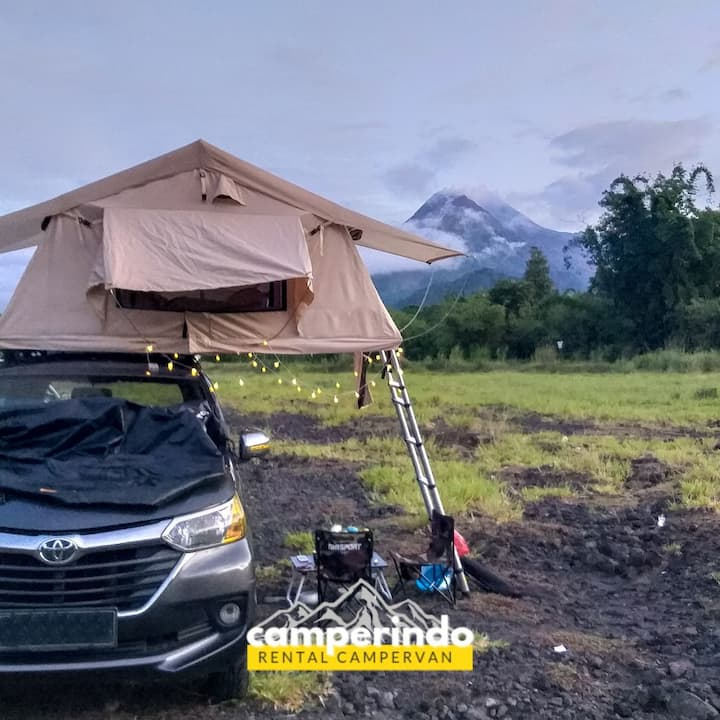 Yogyakarta Campervan Rental