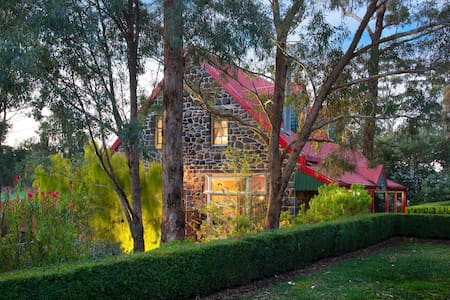 Bluegums Retreat - Spa Country Stay - Hepburn