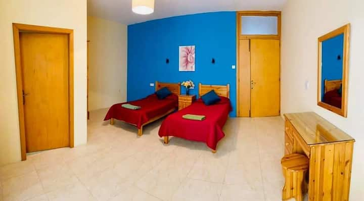 Gozo Belle Mare Apartment with ac 2 bedroom