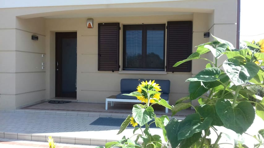 Appartamento a Santarcangelo vicino Fiera Rimini