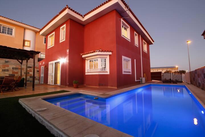 Luxury OceanView Villa Barbara, Private Pool