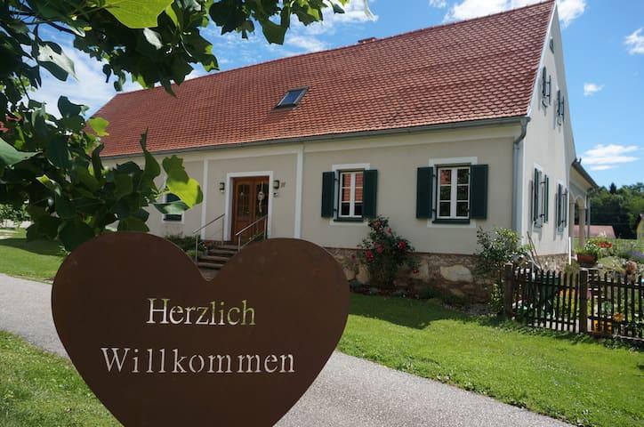 Bauernhaus nähe Graz in ruhiger Lage