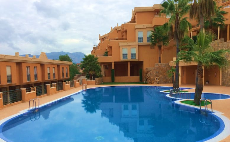 Penthouse La Sella Golf Resort, Pedreguer Alicante - Muntanya de la Sella - Leilighet