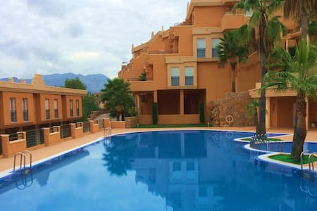 Penthouse La Sella Golf Resort, Pedreguer Alicante - Muntanya de la Sella - Huoneisto