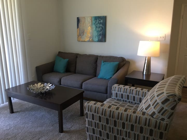 Fully furnished 1 bedroom apartment in Arlington