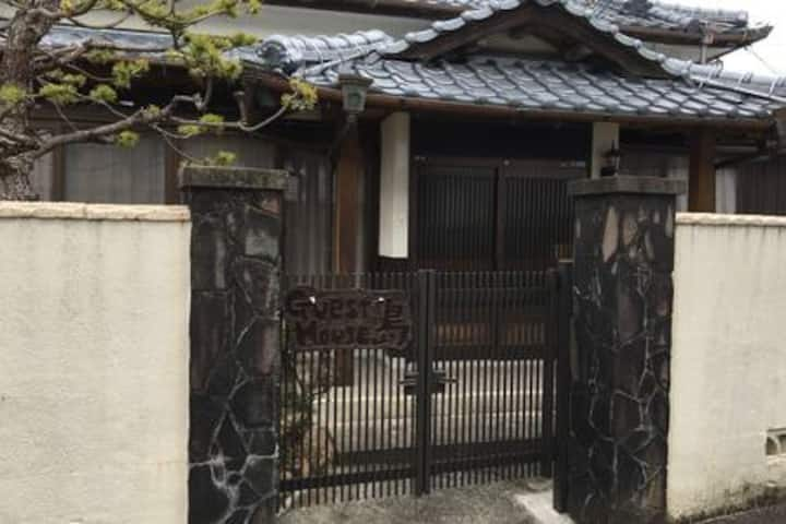 Guesthouse島 和室2部屋(6人)