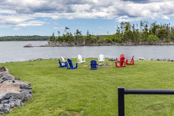 Stunning Oceanfront Home with Pool in Halifax