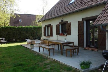 Jolie maison en Sologne et à proximité de Chambord - La Ferté-Saint-Aubin - Dům