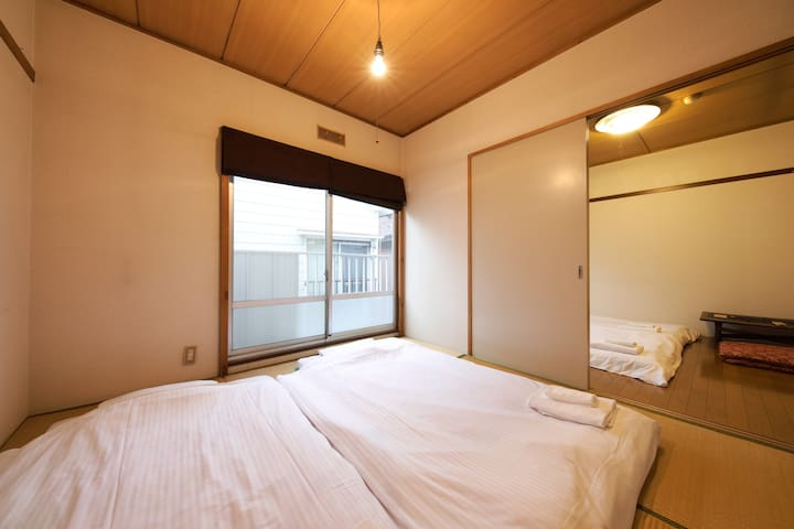 Japanese Style Apt./ 3min ride to Haneda Airport!