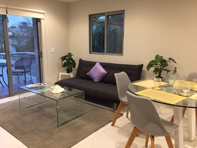 2 Room Apartment furnished near downtown and beach
