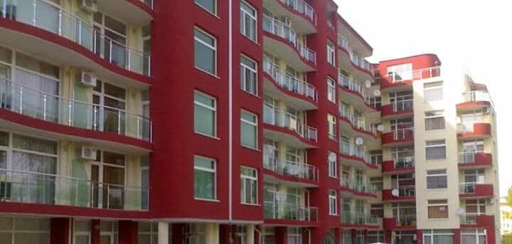 Тристаен апартамент в Слънчев бряг на достъпн цени