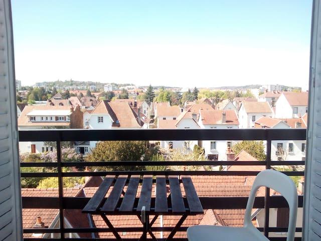 Appartement calme et à proximité du centre-ville - Дижон - Кондоминиум