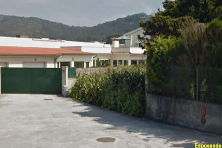 Entre a praia e o campo: casa de férias de sonho - Marinhas - บ้าน