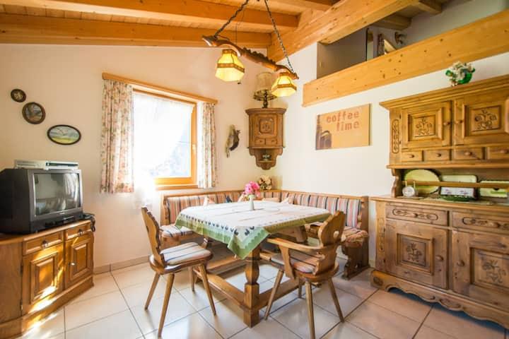 Familienfreundliche Ferienwohnung im Cuntera