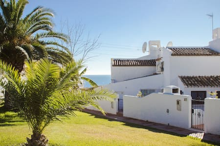 Charming Traditional Sea View 2 bed Villa