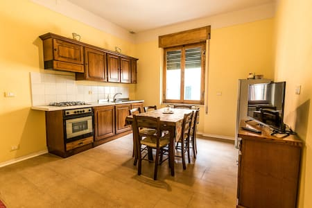 New apartment in the heart of Castelnuovo