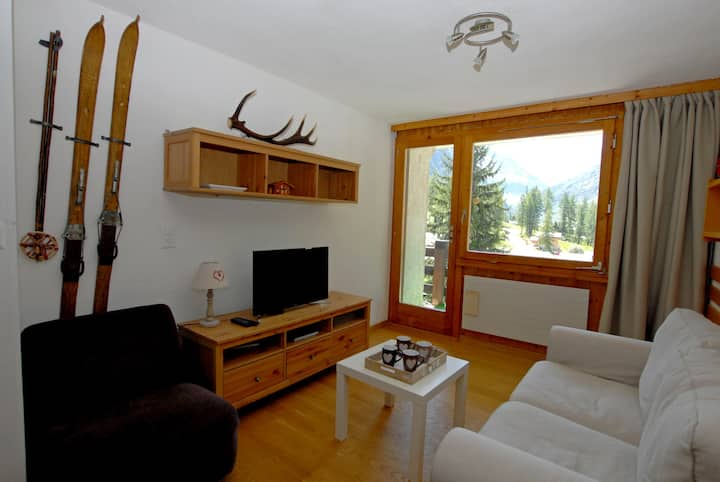 Zinal - Valais Appartement -piscine gratuite-WIFI