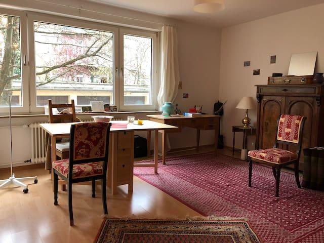 Nice Appartment in the heart of Schwabing