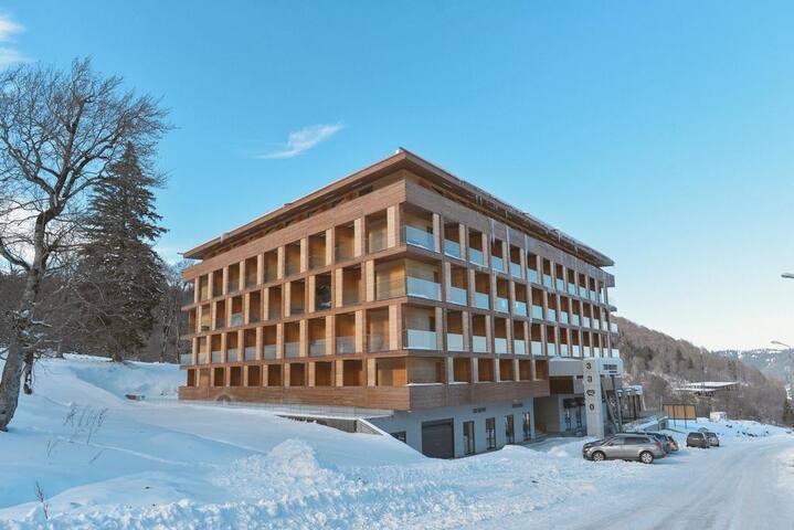 The Valley Bakuriani Apartment 515