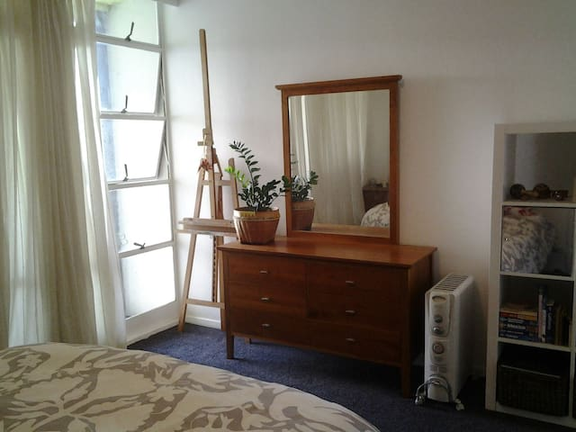 Lovely room, great location, close to city