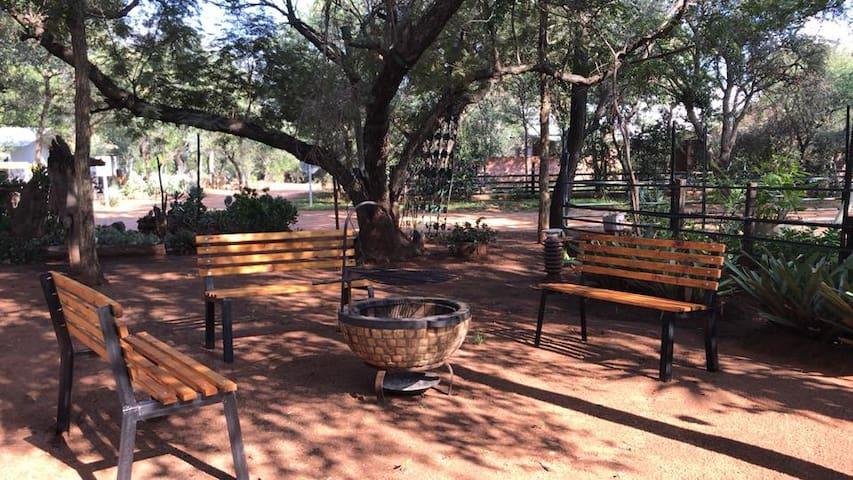Kumbaya Leeupoort Holiday Accomodation