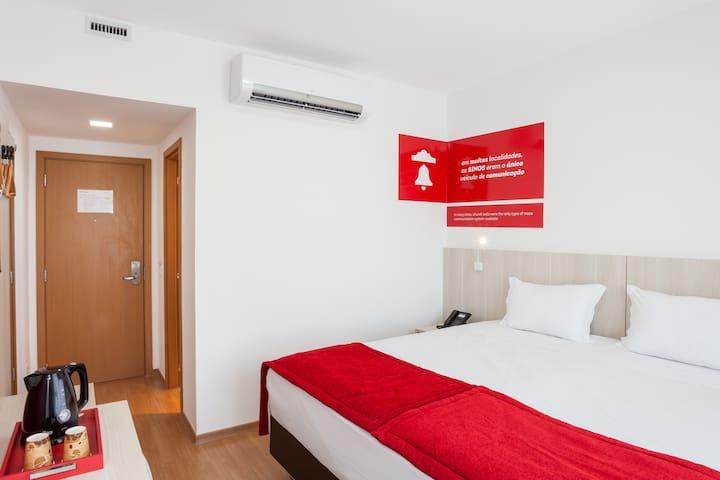 Quarto com serviço de Hotel
