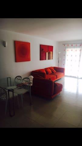 Beautiful big sunny apartment-Colonia de San Jordi - Colònia de Sant Jordi
