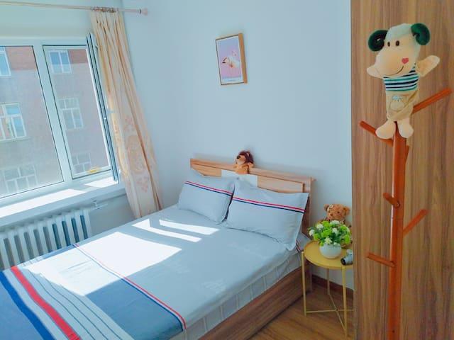 清新小卧室
