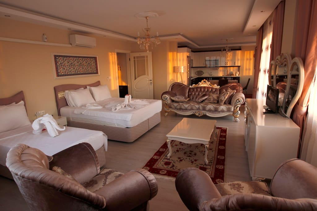 King room, Kral odası