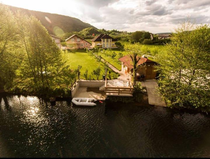 River Garden Villa Bihac Bosnia