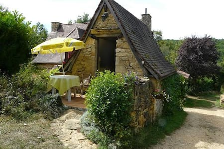 Studio en campagne proche de Sarlat - Saint-André-d'Allas