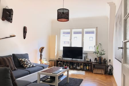 Modern place near Isar River and 10min to the city - Мюнхен - Квартира