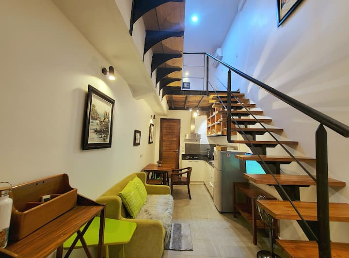 Cozy & Stylish 1 BR Hidden Gem in City Center BKK1