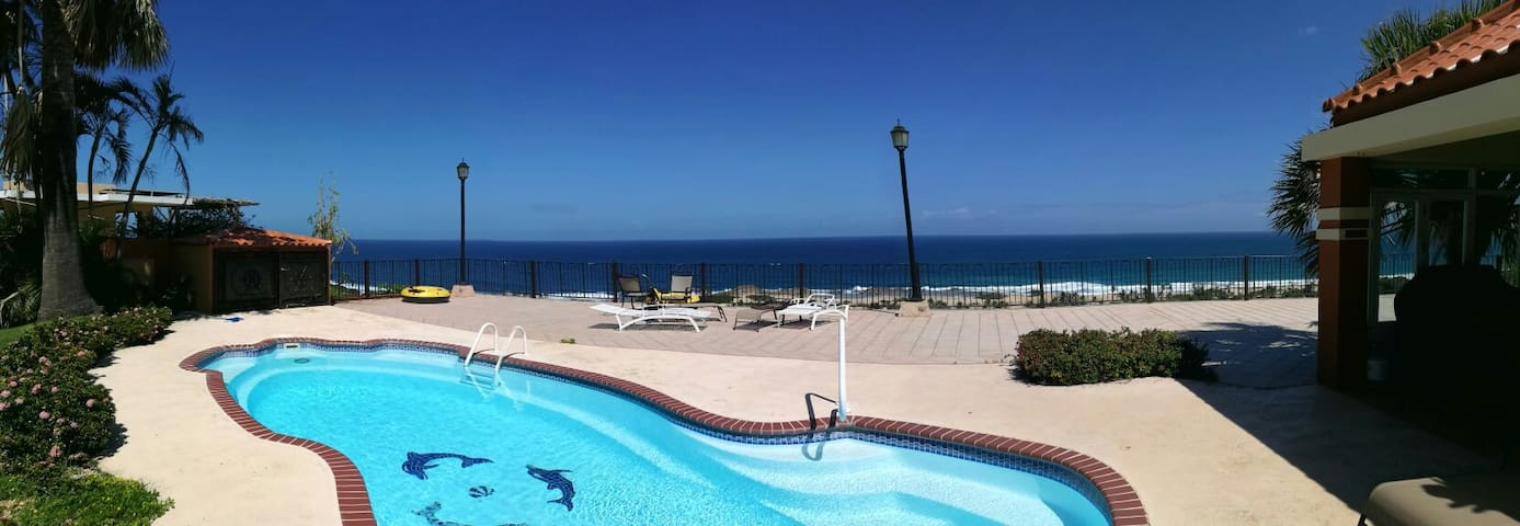 5BD Panoramic Ocean View WITHOUT in-law Suite - Isabela - Maison