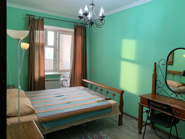 Просторная 2-комнатная Квартира в центре Якутска