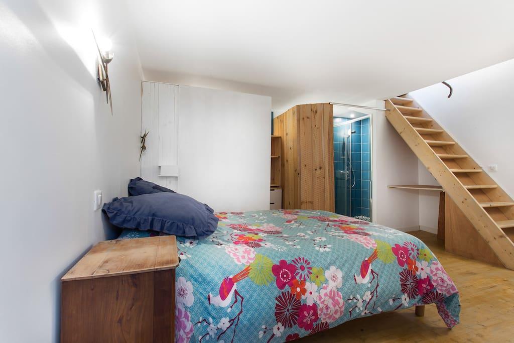 photo airbnb grand angle