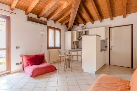 The gourmet hut - Brescia - Apartamento