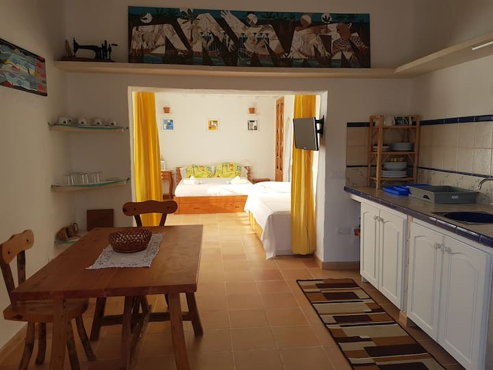 Agroturismo Biniati des Pi mini-apartamento