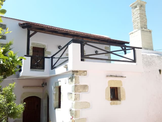 Ifigeneias' house