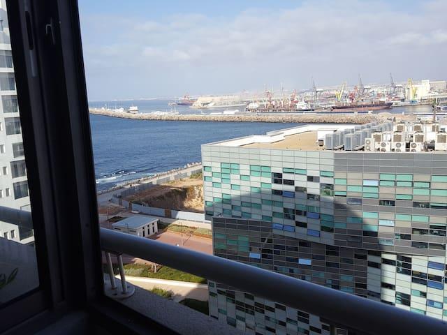 Luxe cosy marina casablanca floor 9