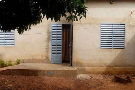 Maison d'hôte chez l'habitant,à Bobo Dioulasso - Bobo-Dioulasso