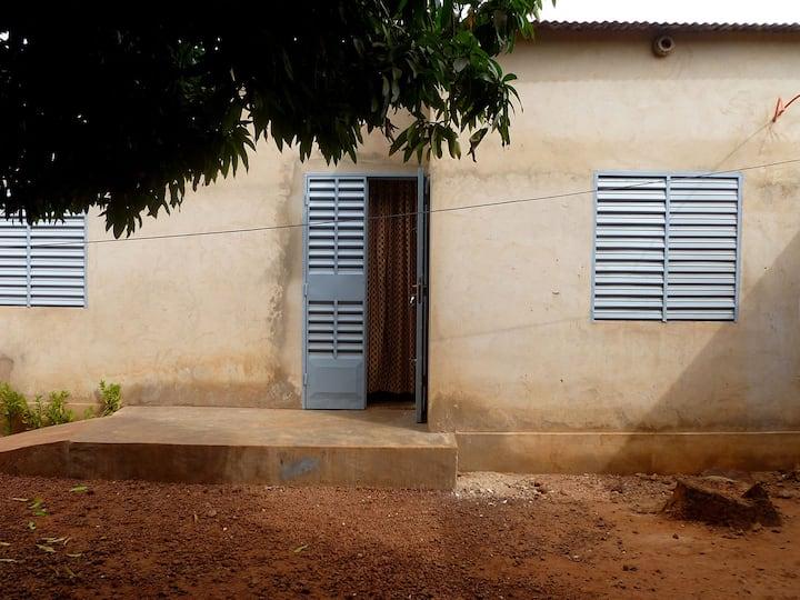 Maison d'hôte chez l'habitant,à Bobo Dioulasso