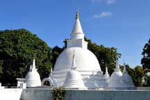 Nearby Attractions - Village Temple (2 minutes walking distance)