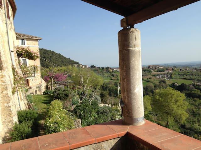 Bellavista in borgo antico - Calvi Dell'umbria