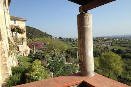Bellavista in borgo antico - Calvi Dell'umbria - Daire