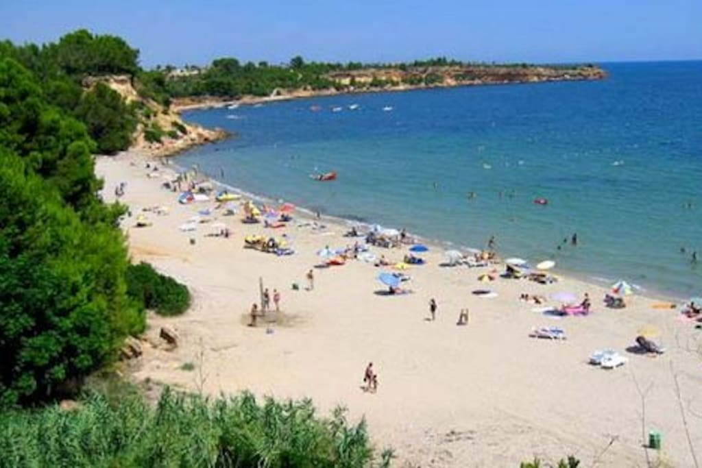 Playa dels Capellans