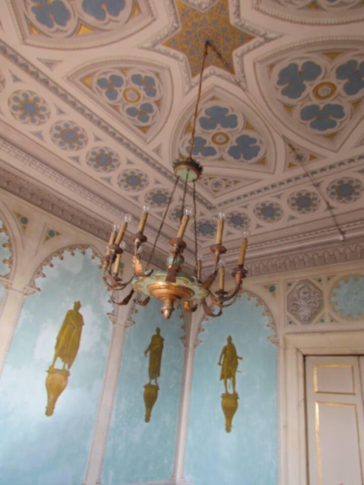 """Appartamento """"Turchese"""" in Palazzo Falconi"""