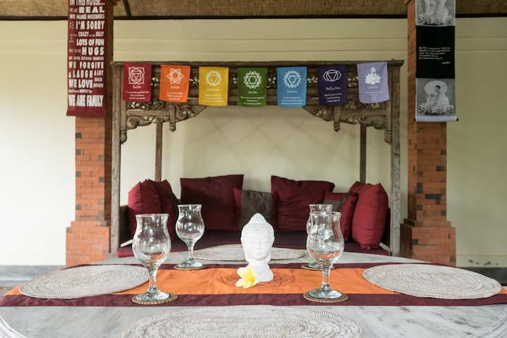 1 Bed Dom with Truly Balinese Experience #2