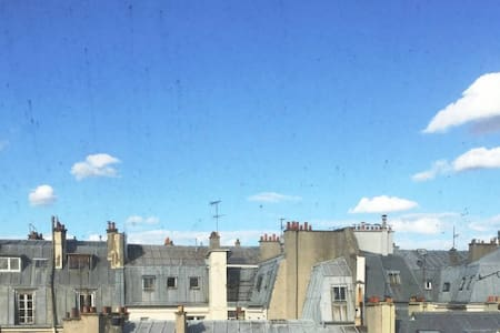 Studette sous les toits - Paris - Wohnung